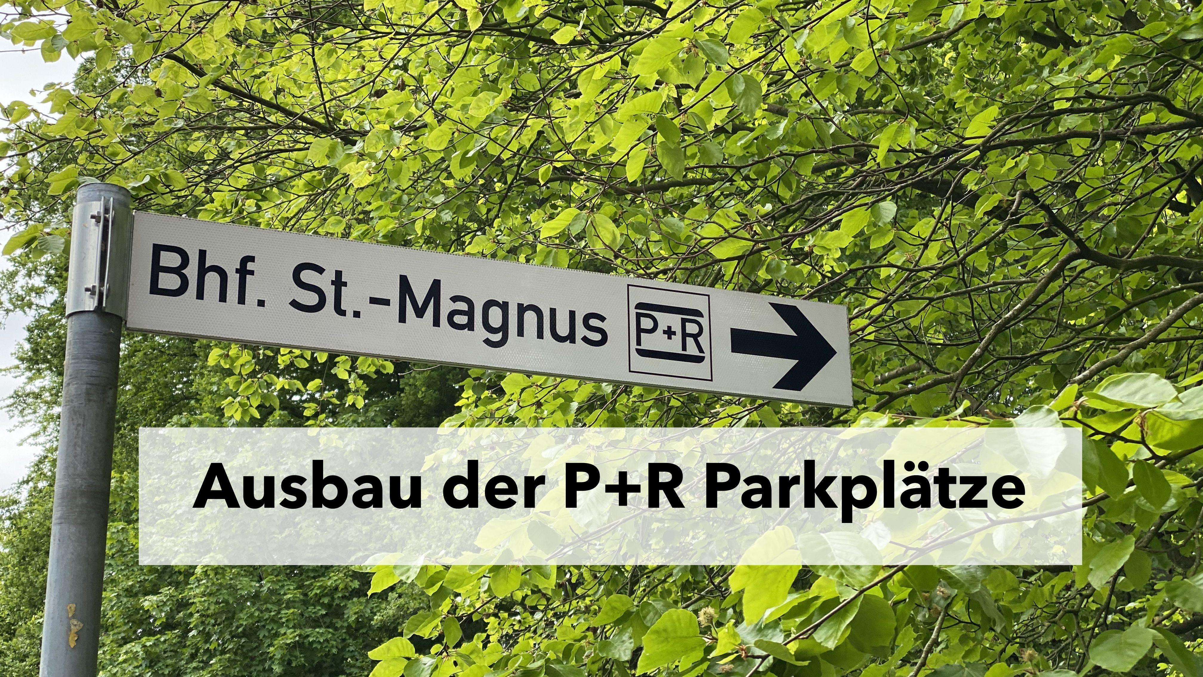 Mehr P+R Parkplätze für Burglesum